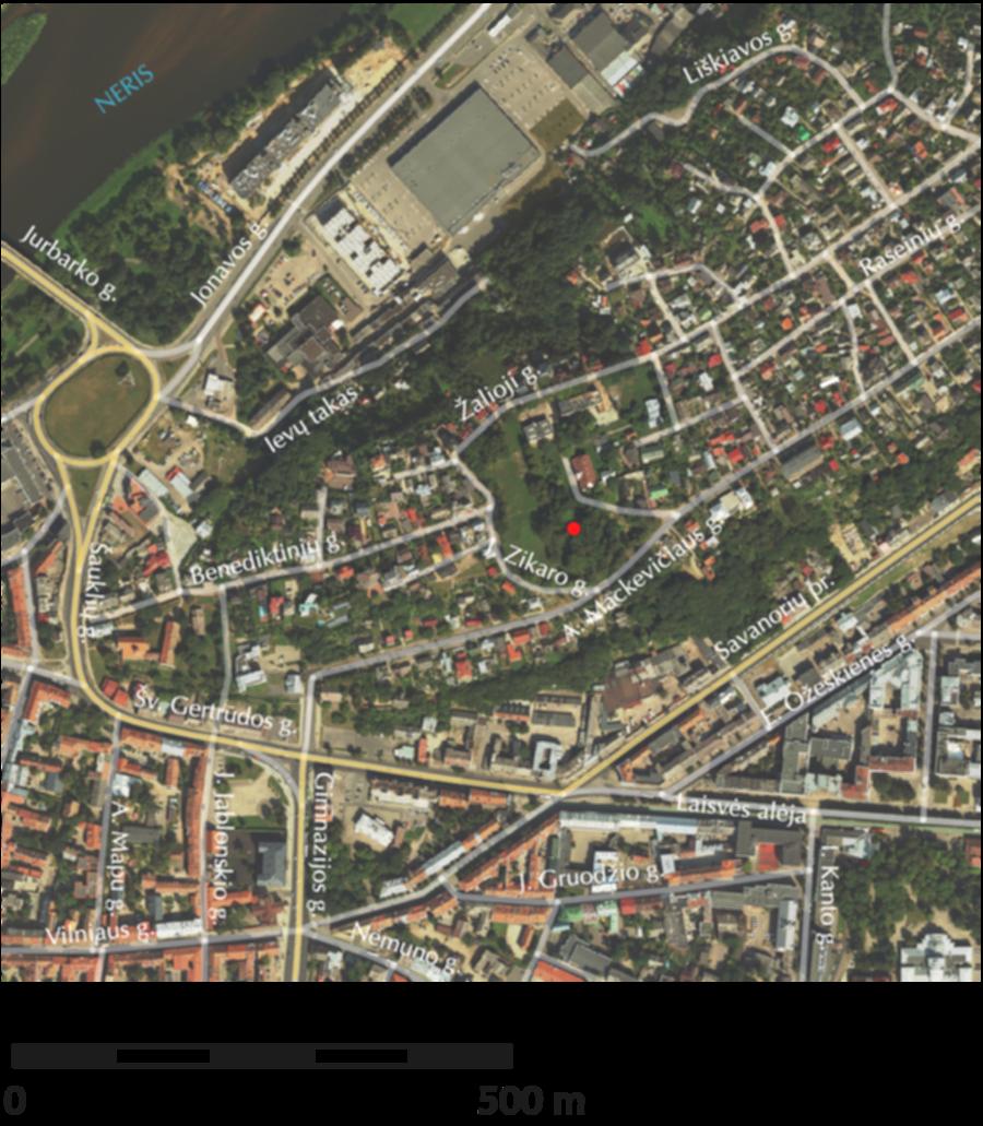 Picture 66 of Kaunas, Antakalnis (Ąžuolų kalnas)